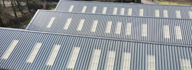 Composite Roof Panels