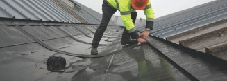 Annual Roof and Gutter Maintenance