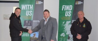 Retain Join Forces with the Royal Marines Charity