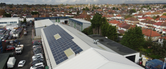 Commercial Solar PV Collaboration Opportunity