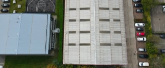 Drone Roof Inspection and Survey Service