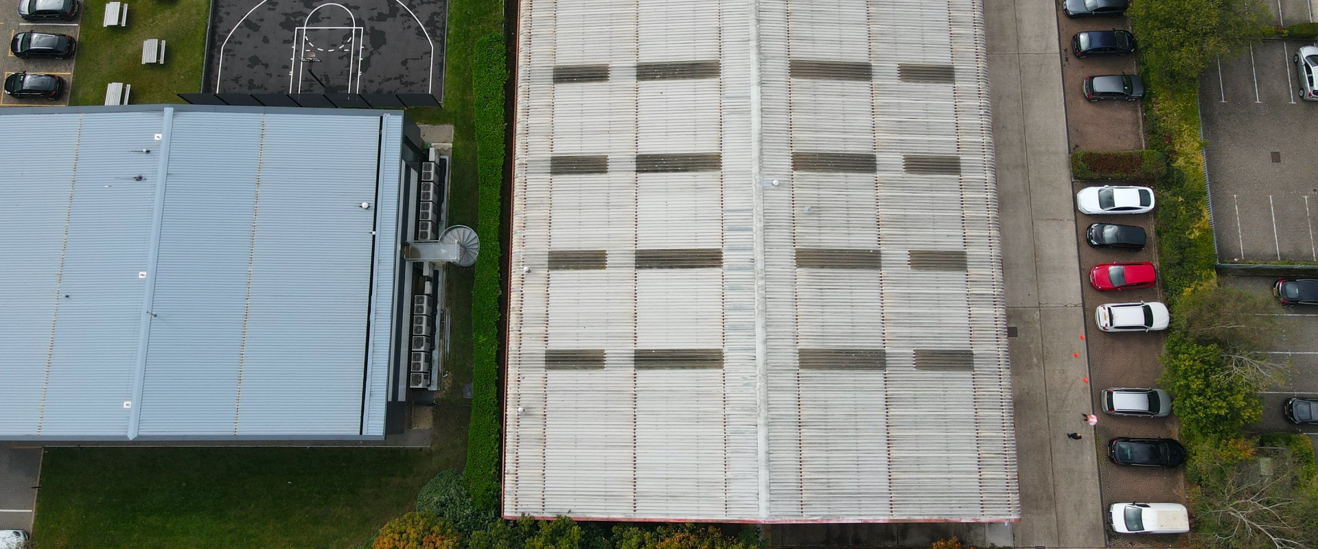Drone Roof Inspection Service